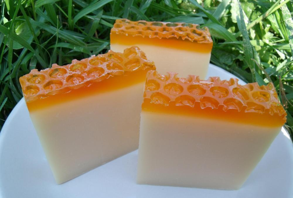 Honey Almond Soap